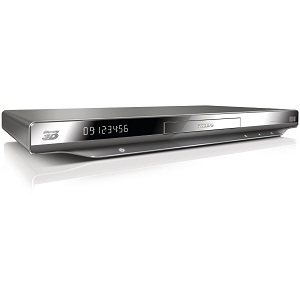 Philips BDP7600 BluRay Player im Test